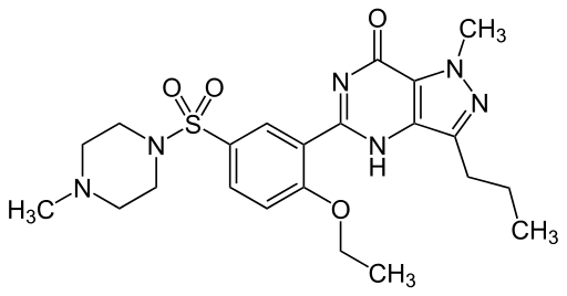 Viagra-Sildenafil