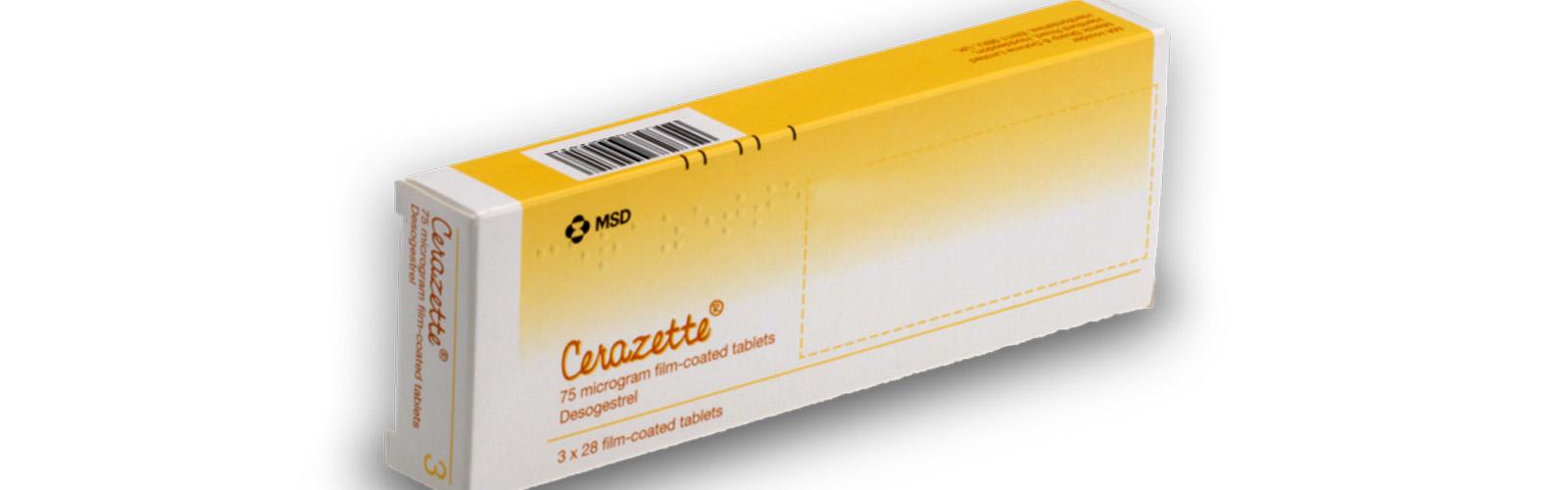 Bewertungen für Cerazette Online & in Deutschland