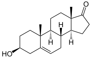 structure-of-dehydroepiandrosterone-dhea